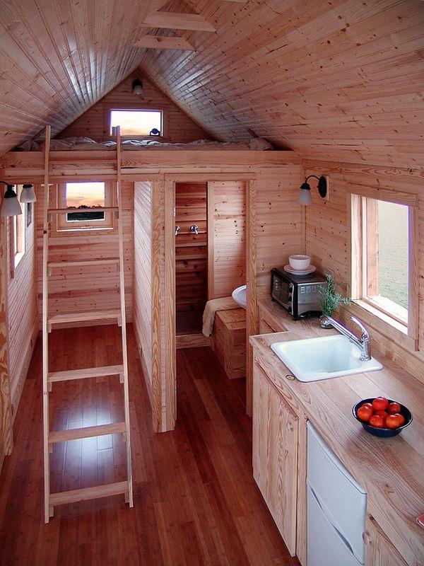 Дача маленький домик своими руками